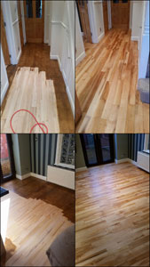 Sanding Wooden Floors Leeds