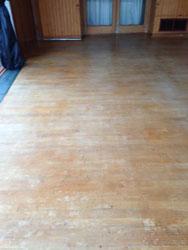 Restoring wood flooring Leeds