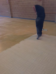 Commercial Floor Restoration Leeds