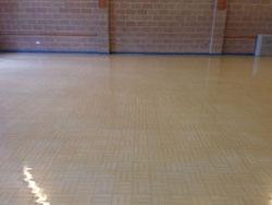Commercial Floor Restorer Leeds