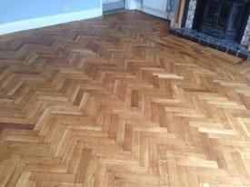 Wooden Floor Lincoln