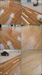 Wood Floor Sanding Hull