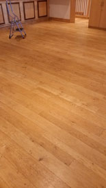 Wood Floor Restoration West Yorkshire
