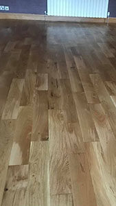 Sanding Oak Floors Leeds