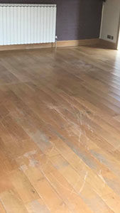 Restoring Oak Floors Lincoln