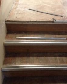 Restoring Wooden Stairs Leeds